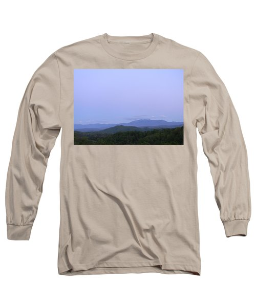 Smokies At Dusk Long Sleeve T-Shirt