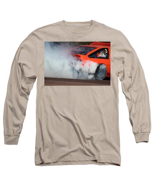 Smoking Ae86 Long Sleeve T-Shirt