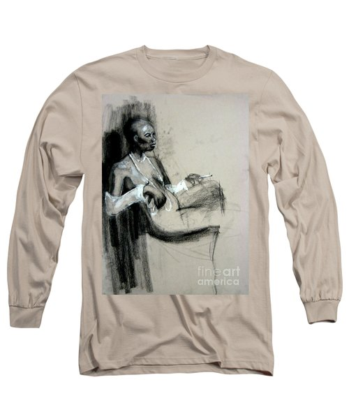 Smoking Long Sleeve T-Shirt