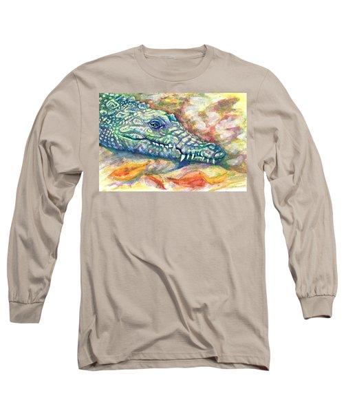Snaggletooth Long Sleeve T-Shirt