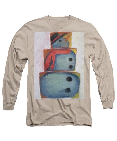 S'no Man Long Sleeve T-Shirt