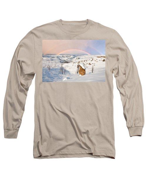 Snow Capped Hoodoo's Long Sleeve T-Shirt