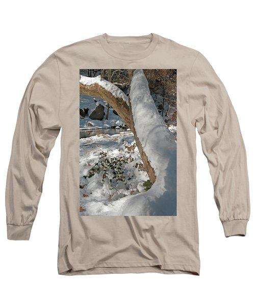 Snow Capped Long Sleeve T-Shirt