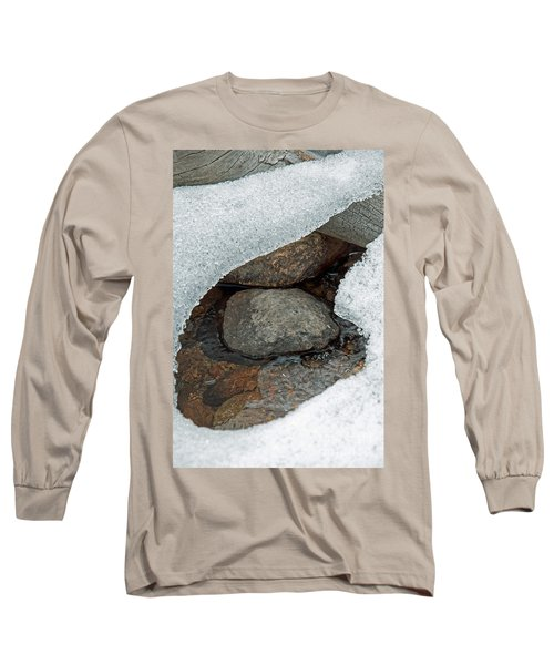 Snow Melt 1 Long Sleeve T-Shirt