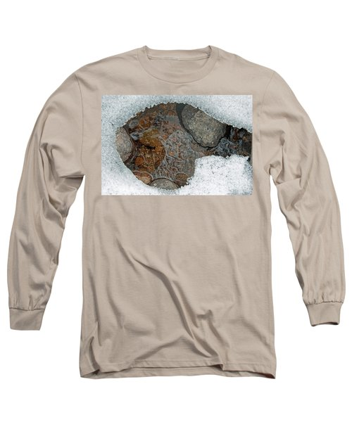 Snow Melt 3 Long Sleeve T-Shirt