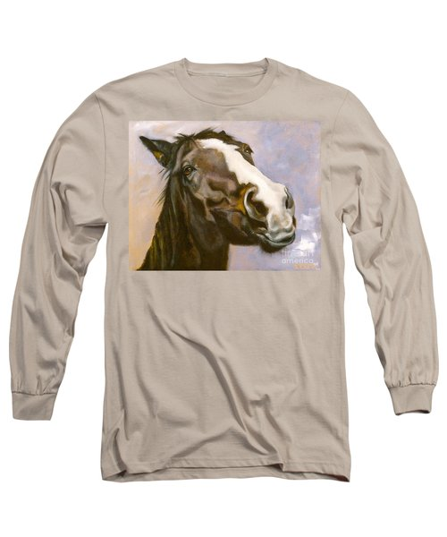 Hot To Trot Long Sleeve T-Shirt