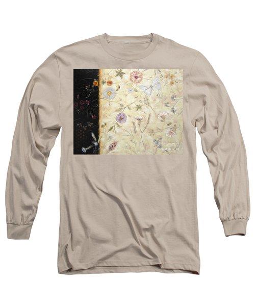 So Many Choices Long Sleeve T-Shirt
