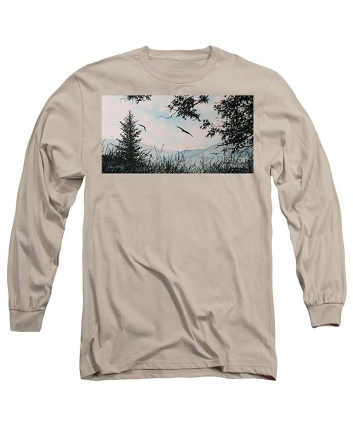 Soaring High Sold Long Sleeve T-Shirt