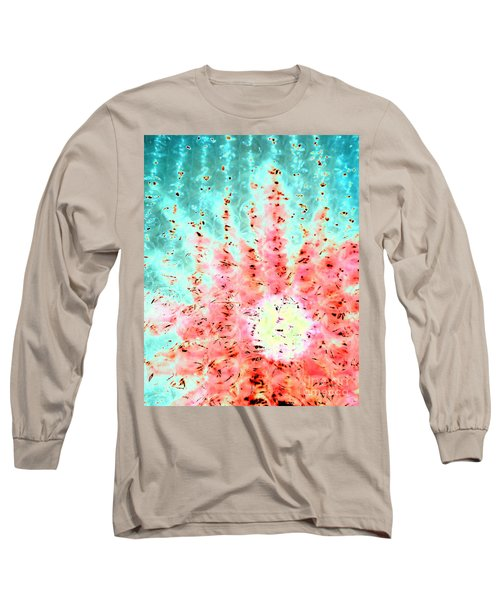 Soft Morning Rain Long Sleeve T-Shirt