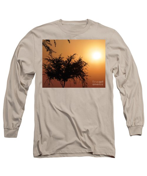 Soft Sunrise Long Sleeve T-Shirt