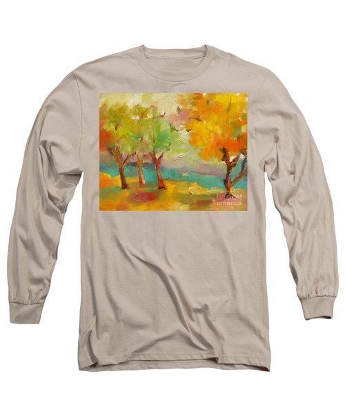 Soft Trees Long Sleeve T-Shirt