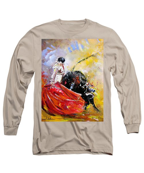 Softly And Gently Long Sleeve T-Shirt