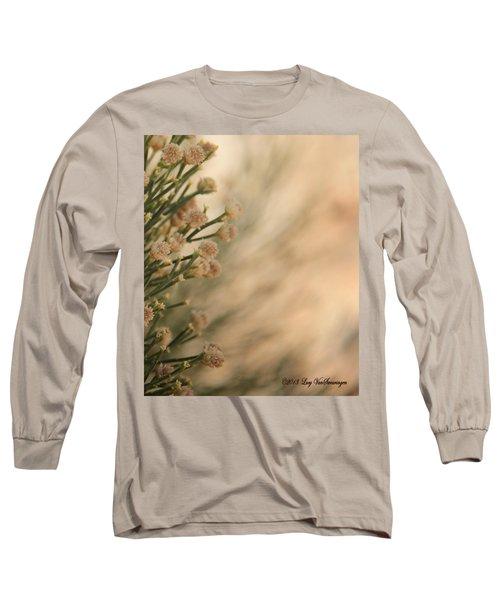 Softness In The Desert Long Sleeve T-Shirt