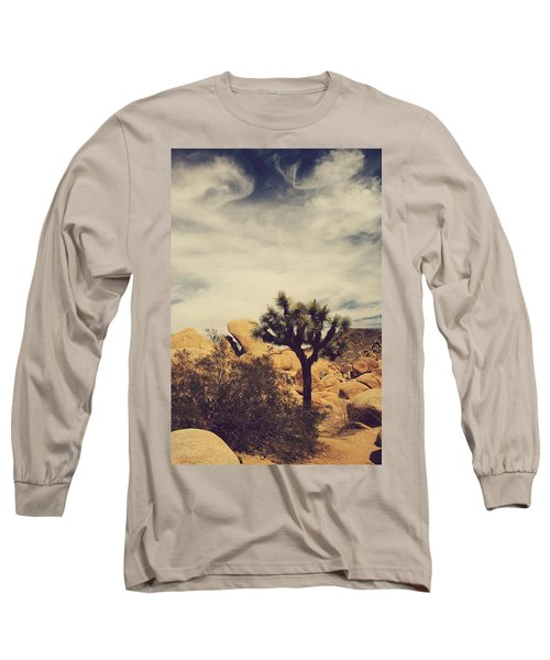 Solitary Man Long Sleeve T-Shirt