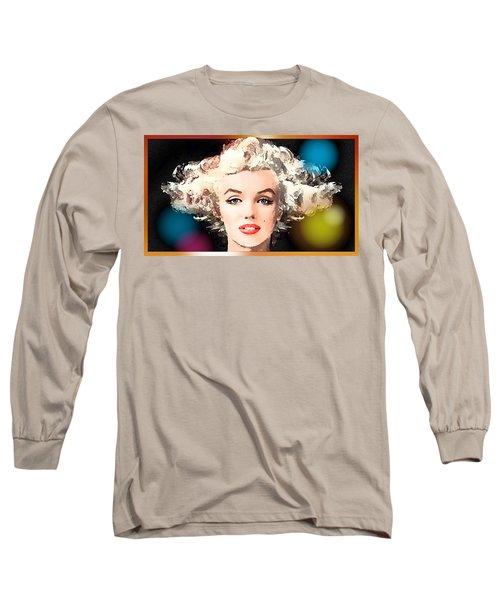 Marilyn - Some Like It Hot Long Sleeve T-Shirt