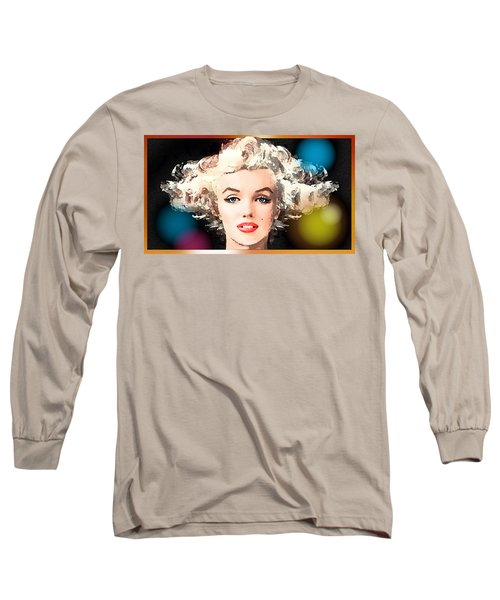 Marilyn - Some Like It Hot Long Sleeve T-Shirt