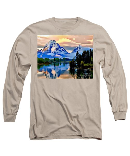 Some Place Some Where Long Sleeve T-Shirt