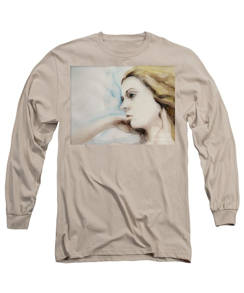 Something More Long Sleeve T-Shirt by Rory Sagner
