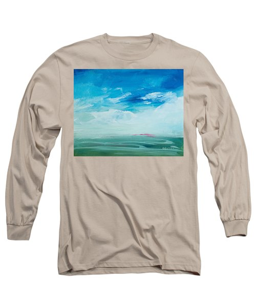 Somewhere Beyond The Sea Long Sleeve T-Shirt