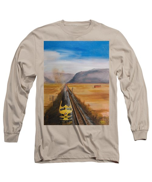 Somewhere West Of Corning Long Sleeve T-Shirt