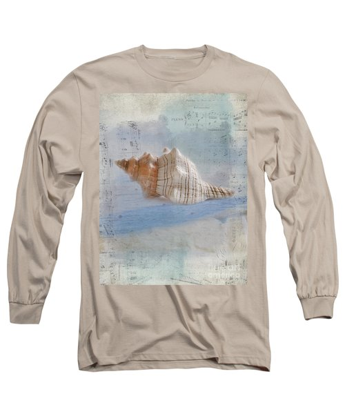 Songs Of The Sea Long Sleeve T-Shirt