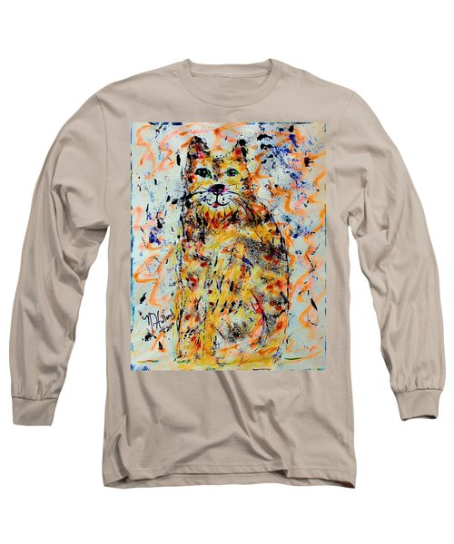 Sophisticated Cat 3 Long Sleeve T-Shirt