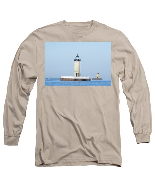 South Channel Lights Long Sleeve T-Shirt