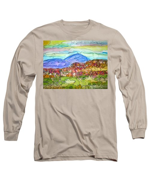 South Mesa Freestyle Long Sleeve T-Shirt