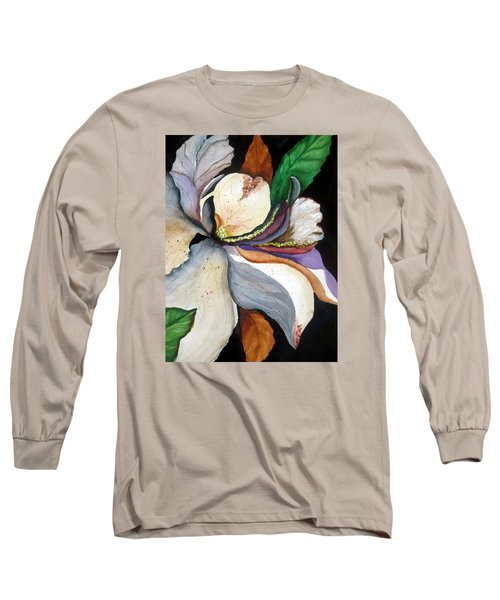 White Glory II Long Sleeve T-Shirt by Lil Taylor