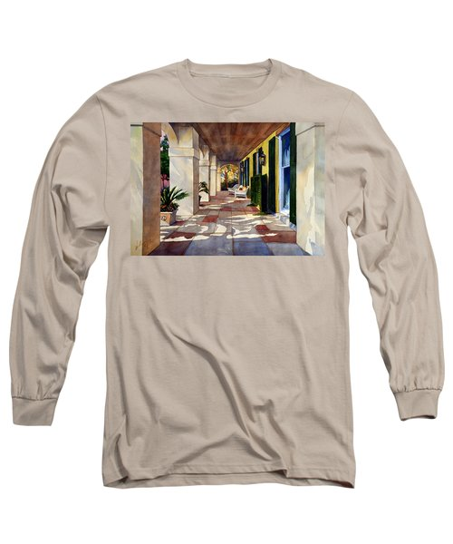 Southern Hospitality Long Sleeve T-Shirt