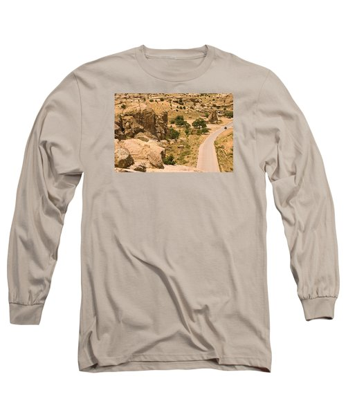 Southern Mesa View Long Sleeve T-Shirt