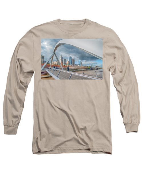 Southgate Bridge Long Sleeve T-Shirt