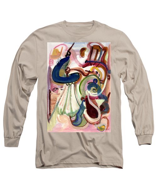 Spanish Rose Long Sleeve T-Shirt by Stephen Lucas