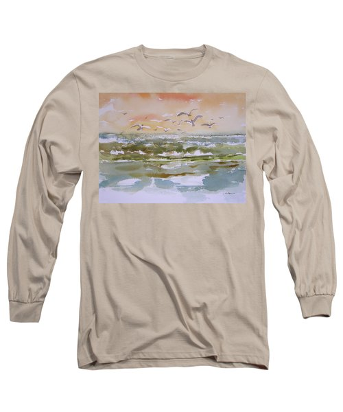 Sparkling Surf Long Sleeve T-Shirt