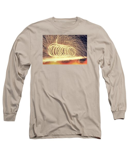 Sparks Long Sleeve T-Shirt by Dan Sproul