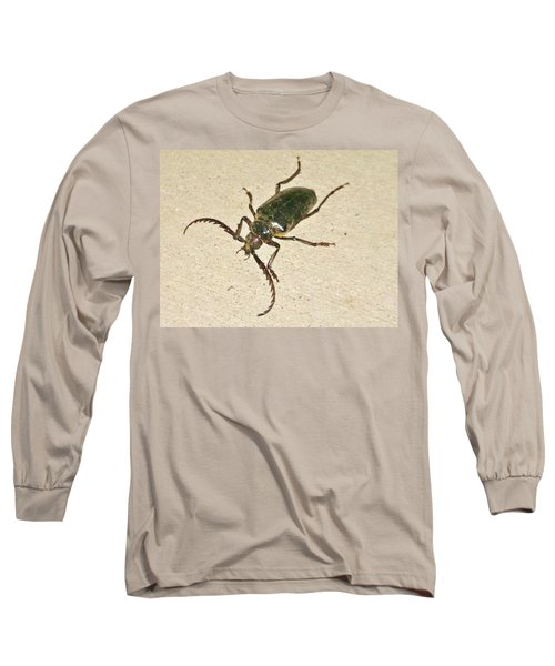 Long Sleeve T-Shirt featuring the photograph Spike by Angela J Wright