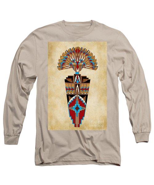 Spirit Chief Long Sleeve T-Shirt