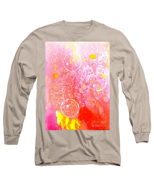 Spirit Dance Long Sleeve T-Shirt by Desiree Paquette