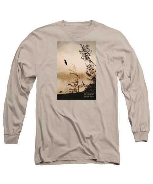 Long Sleeve T-Shirt featuring the photograph Spirit Of Alaska by Cynthia Lagoudakis