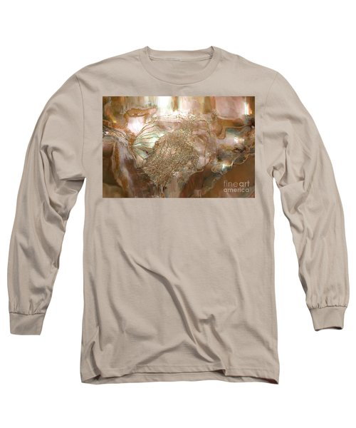 Long Sleeve T-Shirt featuring the photograph Spirit Of The Soul by Sherri  Of Palm Springs