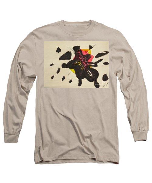 Splash Went The City Long Sleeve T-Shirt