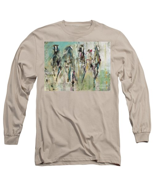 Spooked Long Sleeve T-Shirt