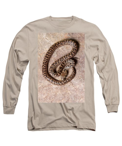 Spotted Python Antaresia Maculosa Top Long Sleeve T-Shirt