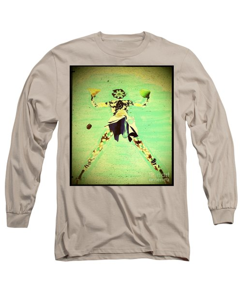 Spread Eagle Long Sleeve T-Shirt