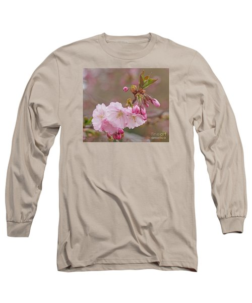Long Sleeve T-Shirt featuring the photograph Spring Blossoms by Rudi Prott