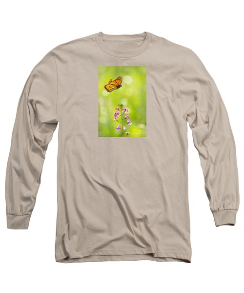 Spring Delight Long Sleeve T-Shirt by Alice Cahill