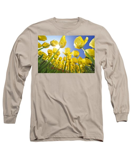 Spring Flowers 5 Long Sleeve T-Shirt