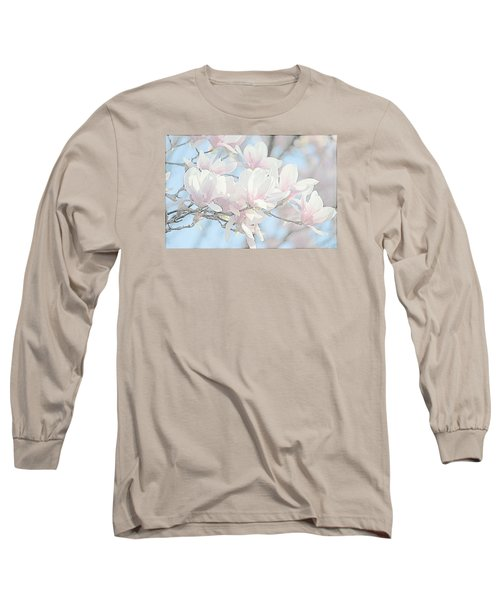 Long Sleeve T-Shirt featuring the photograph Spring Has Arrived 3 by Susan  McMenamin