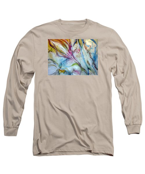 Spring Long Sleeve T-Shirt by Jan VonBokel