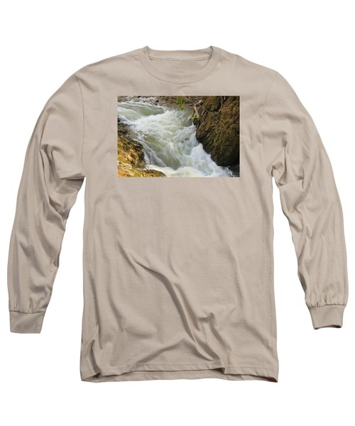 Spring Rush Long Sleeve T-Shirt by Julie Andel